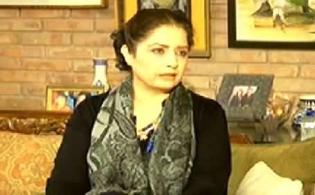 Naeem Bokhari Ke Saath (Atiqa Odho Exclusive Interview) - 28th December 2014