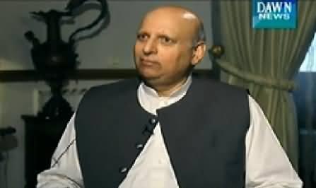 Naeem Bokhari Ke Saath (Ch. Muhammad Sarwar Special Interview) - 7th November 2014