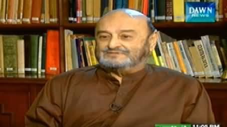Naeem Bokhari Ke Saath (Mumtaz Bhutto Exclusive Interview) - 21st December 2014