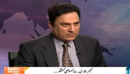 Naeem Bokhari Ke Saath (Naeem Bokhari Special Interview) – 27th March 2015
