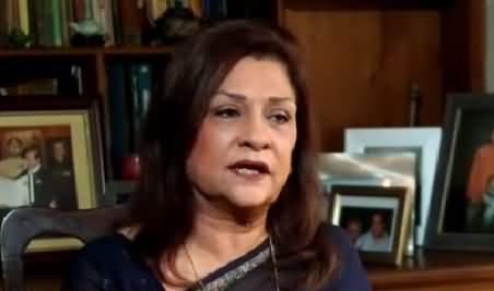 Naeem Bokhari Ke Saath (Samina Ahmad Exclusive Interview) - 18th January 2015