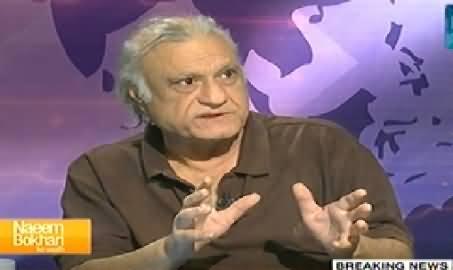 Naeem Bokhari Ke Saath (Sarmad Sehbai) – 1st November 2014