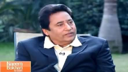 Naeem Bokhari Ke Saath (Syed Noor Exclusive Interview) – 15th March 2015