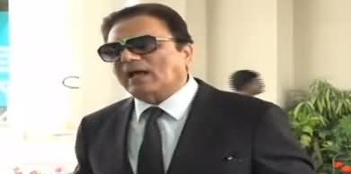 Naeem Bukhari Apologizes for His Comment in the Supreme Court