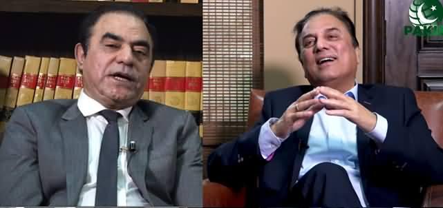 Naeem Bukhari Exclusive Interview For I Am Pakistan Worldwide Movement