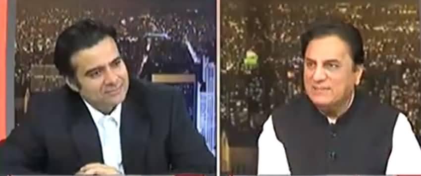 Naeem Bukhari Ki Peshaingoi Such Sabit Hoi - Kulsoom Nawaz Nay Ankhain Khool Lin