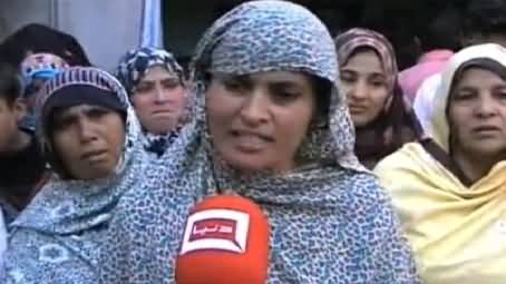 Naeem's Mother and Sister Badly Crying On Their Son's Death and Demanding Justice