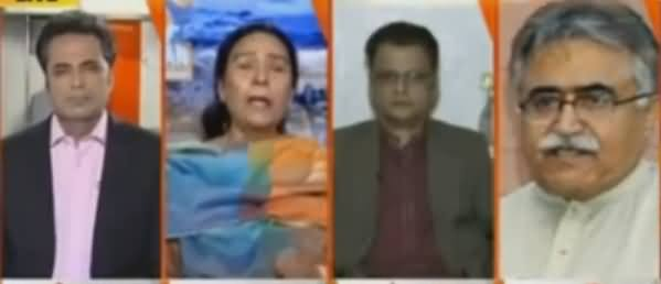 Naheed Khan Comparing Bilawal With Benazir Bhutto & Criticizing Bilawal Zardari