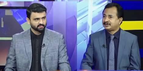 Nai Baat Fawad Ahmed Ke Saath (Haleem Adil Sheikh Exclusive) - 9th April 2021
