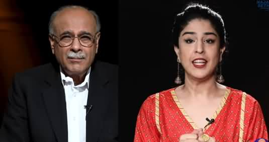 Najam Sethi Answers The Questions of Social Media Users on Different Issues