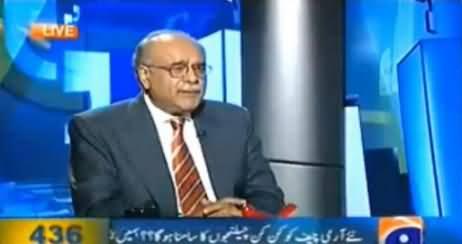 Najam Sethi Calling Pak Army