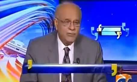 Najam Sethi Reveals for the First Time What He Did After Gillani's Abduction As Caretaker CM