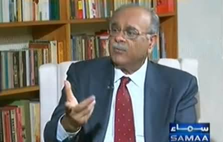 Najam Sethi's Detailed Views About Moin Khan's Casino Scandal