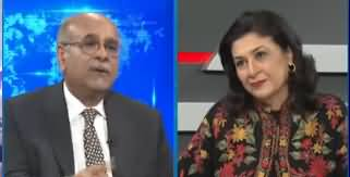 Najam Sethi Show (Are Issues Settled Between PTI & PMLQ?) - 10th February 2020