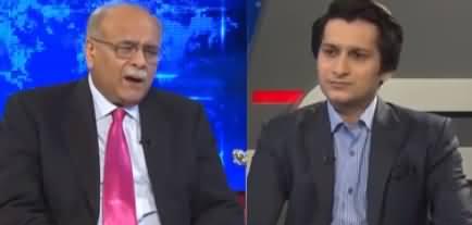 Najam Sethi Show (Asad Umar Ki Wazarat Mein Tabdeeli?) - 15th April 2019