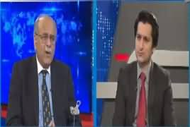 Najam Sethi Show (Asad Umar's Claims) – 9th April 2019