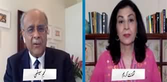Najam Sethi Show (Corona Se Larna Hai Ya Marna Hai) - 1st June 2020