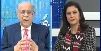 Najam Sethi Show (Coronavirus, Maryam Nawaz) - 17th March 2020