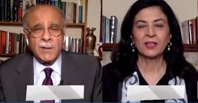 Najam Sethi Show (Deadlock Between Govt & Opposition) - 28th July 2020