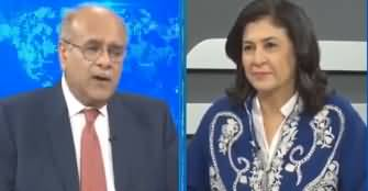 Najam Sethi Show (Differences Between Imran Khan & Jahangir Tareen) - 11th February 2020