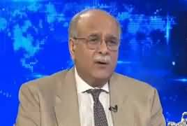 Najam Sethi Show (Dollar Ki Onchi Uraan) – 16th May 2019