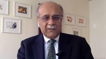 Najam Sethi Show (Govt Confused on Lockdown) - 15th April 2020