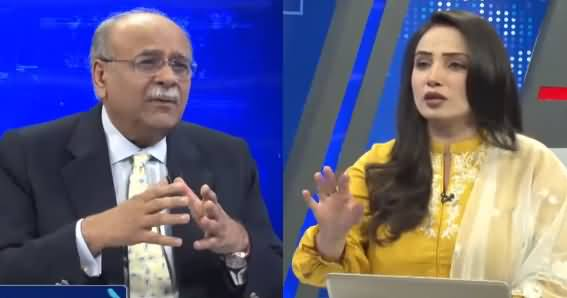 Najam Sethi Show (Govt In Trouble With PDM New Movement?) - 18th October 2021