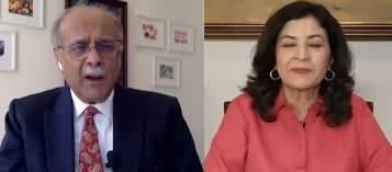 Najam Sethi Show (Govt Relaxing Lockdown) - 7th April 2020