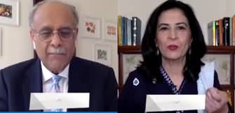 Najam Sethi Show (Govt's Criticism on Parliament) - 18th May 2020