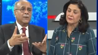 Najam Sethi Show (Govt's Differences With Allies) - 3rd February 2020