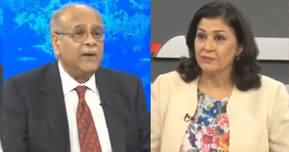 Najam Sethi Show (Govt's Rules For Social Media) - 17th February 2020