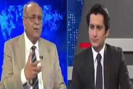 Najam Sethi Show (Grouping in PTI) – 29th April 2019