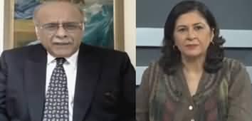 Najam Sethi Show (Hakumat Aur Opposition Mahaz Arai) - 2nd March 2020