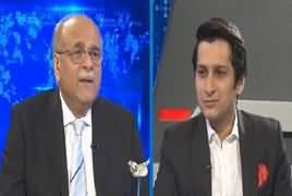 Najam Sethi Show (Impact of IMF Package on General Public) – 13th May 2019
