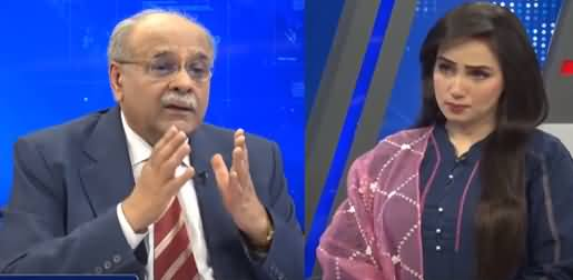 Najam Sethi Show (Inside Story Of Conflict Between Sindh & Federation) - 10th August 2021