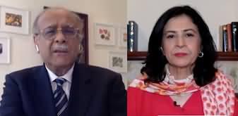 Najam Sethi Show (Ipsos Survey About Pakistan) - 22nd April 2020
