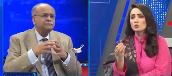 Najam Sethi Show (Is US Going To Impose Sanctions On Pakistan?) - 29th September 2021