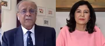 Najam Sethi Show (Jahangir Tareen Tells The Truth) - 9th April 2020