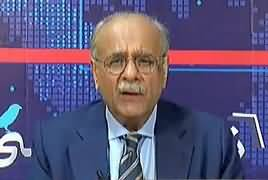 Najam Sethi Show (Maryam Nawaz Ka Bayan) – 24th June 2019