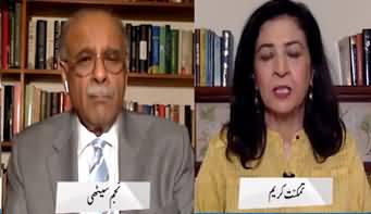 Najam Sethi Show (Matiullah Jan's Abduction & Release) - 22nd July 2020