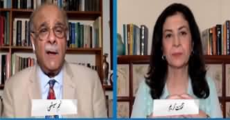 Najam Sethi Show (Modi Govt Under Pressure) - 17th June 2020