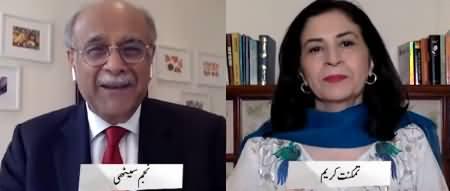 Najam Sethi Show (NAB Shahbaz Sharif Ke Peeche) - 2nd June 2020