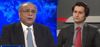 Najam Sethi Show (Nawaz Sharif Ki Zamanat) - 26th March 2019