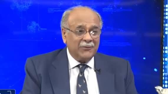 Najam Sethi Show (Opposition Again Ready For Mega Protest Against Govt) - 23rd August 2021