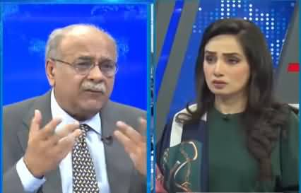 Najam Sethi Show (Opposition Reservations On Electronic Voting Machines) - 11th August 2021