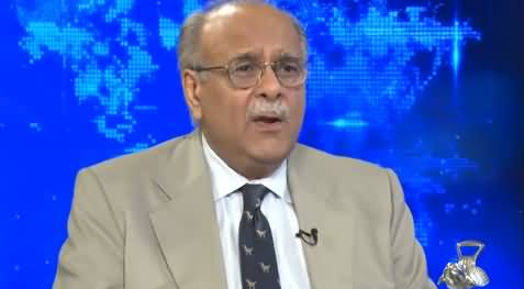 Najam Sethi Show (Pak-India Future After Narendra Modi Election Victory) - 23rd May 2019