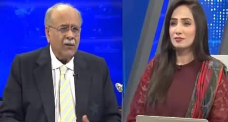 Najam Sethi Show (Pandora Papers Scandal) - 4th October 2021