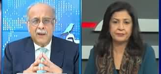 Najam Sethi Show (PM Imran Khan's Speech About Coronavirus) - 18th March 2020