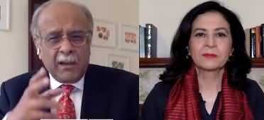Najam Sethi Show (PMLQ Allegations on NAB) - 6th May 2020