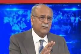 Najam Sethi Show (Power Snatched From CM Punjab?) – 1st April 2019
